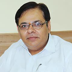 Mr.Sanjay Sharda, President, Merino Services