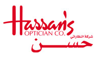 hassans optician hover effect